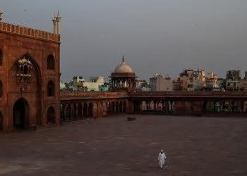 Hindistan'daki Cuma Camii, Rebecca Conway/New York Times