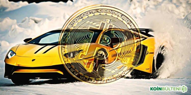 4chan Kullanıcısı Bitcoin İle Lamborghini Aldı