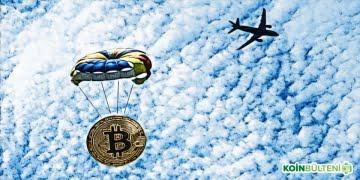 Airdrop Bitcoin Ödül Hediye