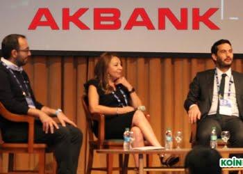 Akbank Müdür Yardımcısı Blockchain dünyada birçok şeyi değiştirdiği gibi bankacılığı da değiştirecek