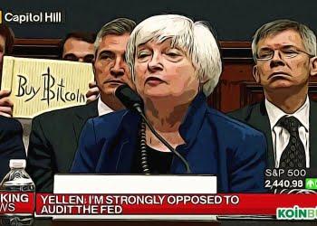 Amerika Merkez Bankası Kurul Başkanının Konuşması Sırasında Bitcoin Alın Yazısı