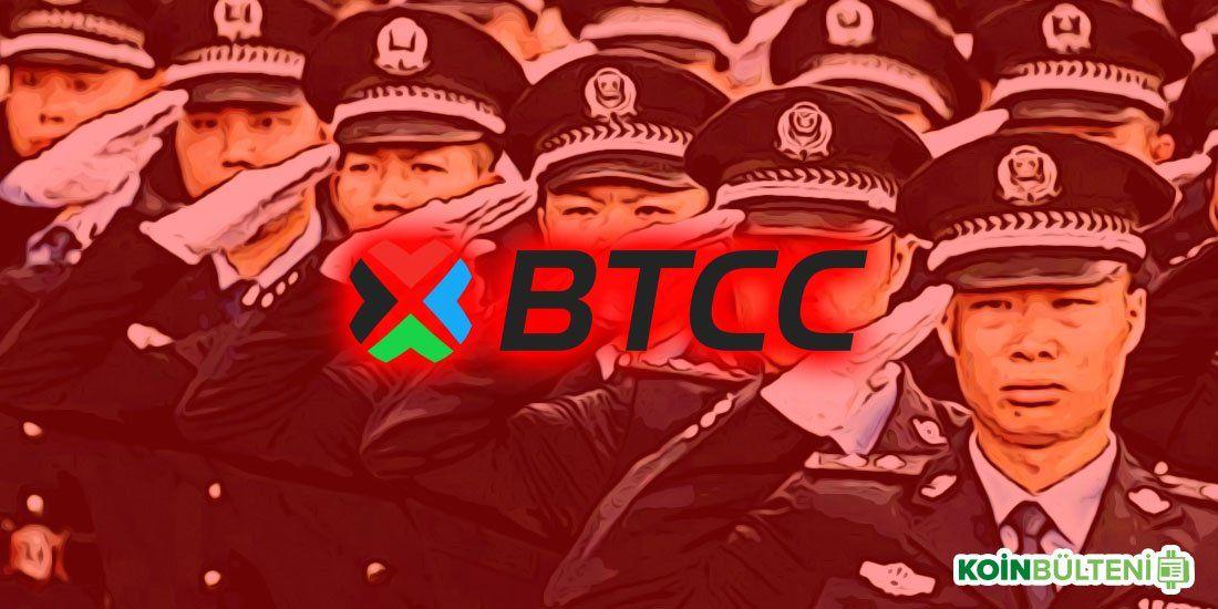 BTCC Borsa Yasaklanma