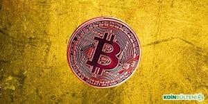 Bitcoin Ölüm Kırmızı