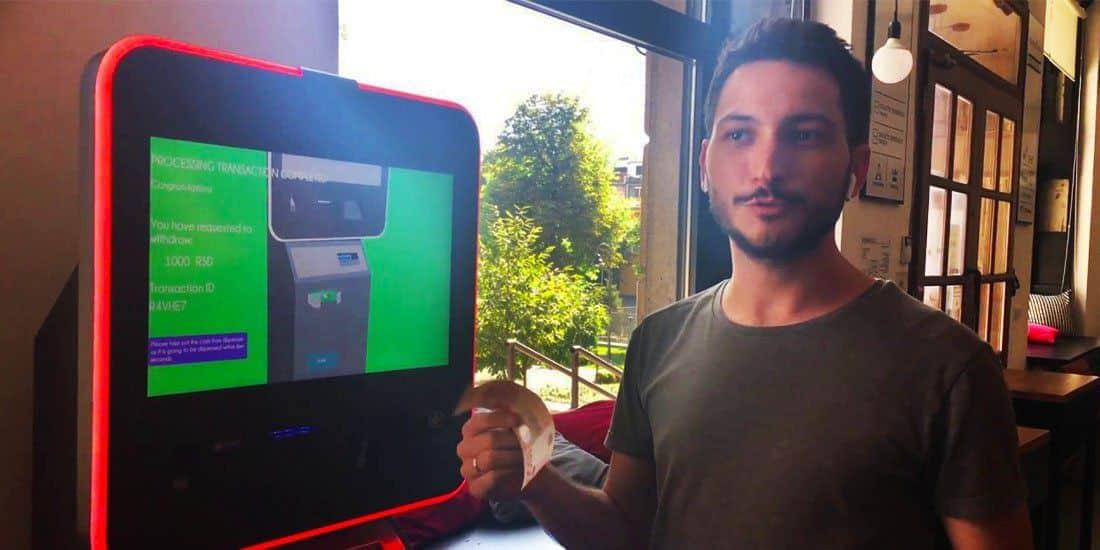 Bitcoin ATM Alp Işık