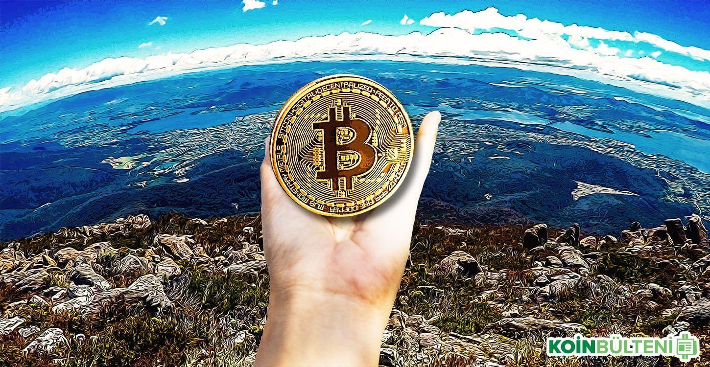 İşte Dünyada En Fazla Bitcoin Kullanımına Sahip Şehirler ve Ülkeler!