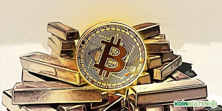 Bitcoin Dijital Altın