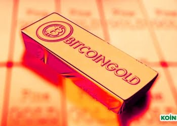 Bitcoin Gold Düşüş