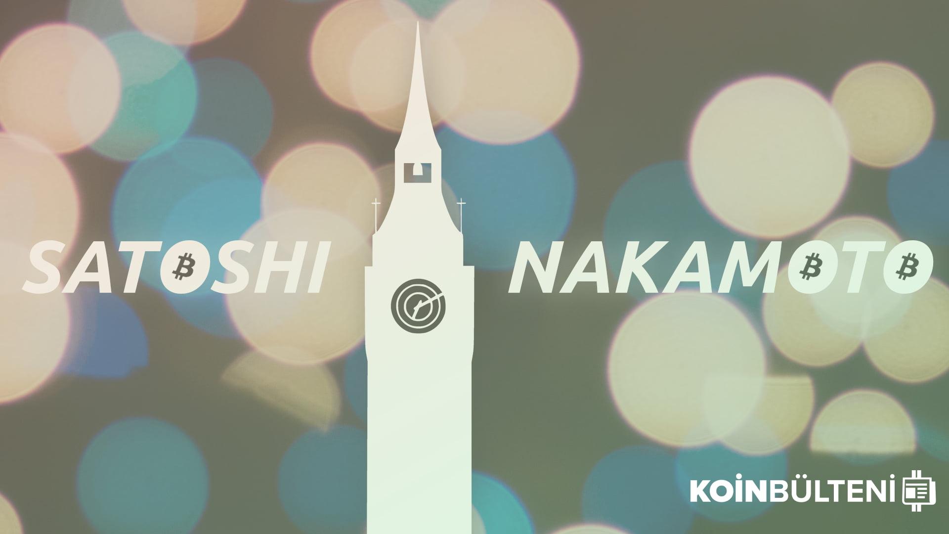 bitcoin kurucusu satoshi nakamoto