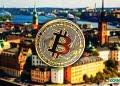 Bitcoin ile İlk Borç Ödemesi İsveçde Gerçekleşecek