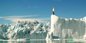Bitcoinin düşüşü buzul çağı yaratabilir