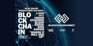 Blockchain Summit 5 ekim BOUN