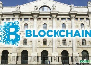 Borsa Italiana Blockchain