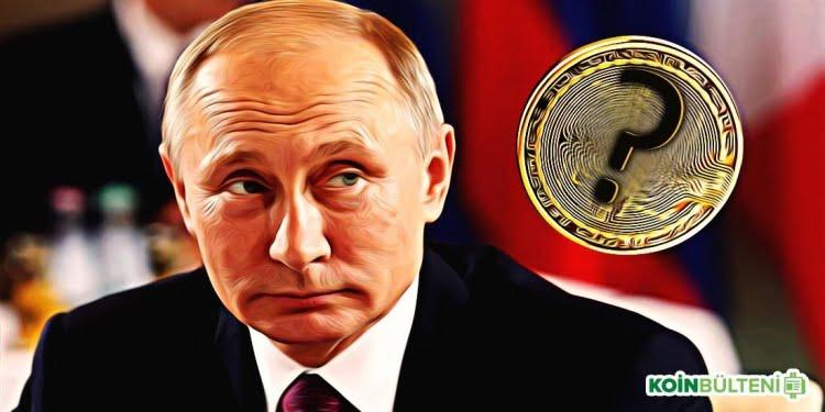 CryptoRubby Putin Rusya