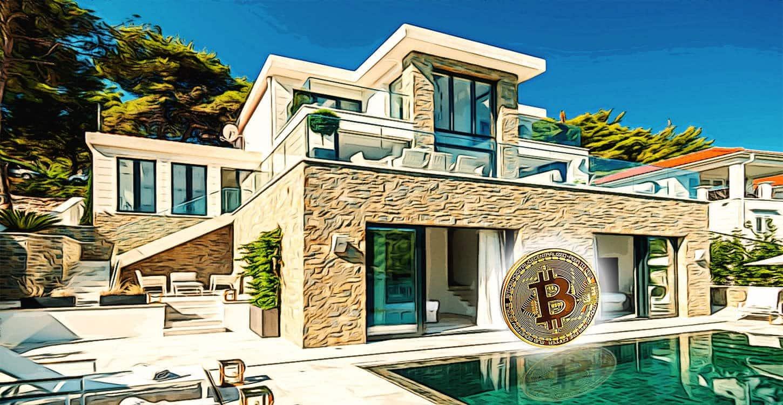Dünya'nın İlk Bitcoin ile Ev Satışı İsviçre'de Yapıldı