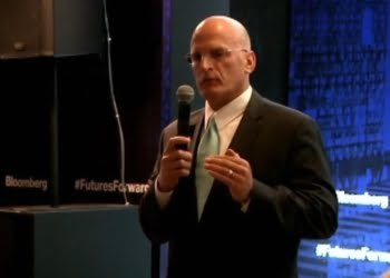 Bloomberg Intelligence Emtia Uzmanı Mike McGlone