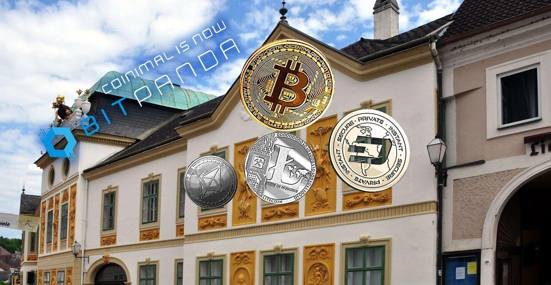 Dash Litecoin Ethereum Bitcoin Avusturya Postane Bitpanda