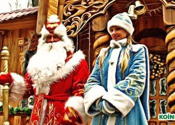 Ded Moroz kripto para