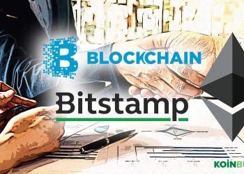 Ethereum Blockchain Bitstamp