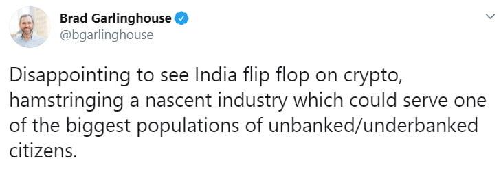 Ripple-ceosu-Hindistan
