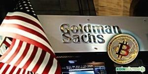 Goldman Sachs Şirketi Bitcoin Alım-Satımı Getirebilir