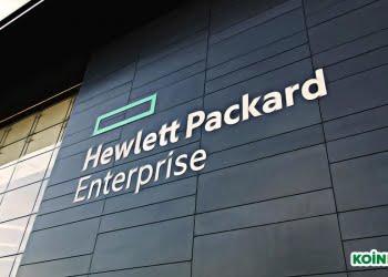 Hewlett Packard Enterprise blockchain