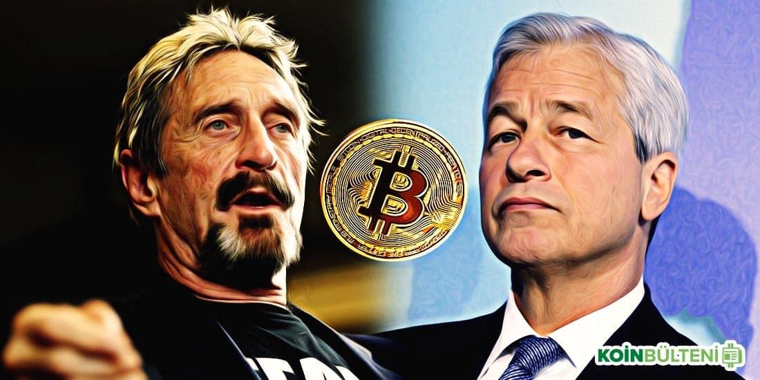JPMorgan CEO'sunun Bitcoin Yorumlarına Tepki Geliyor
