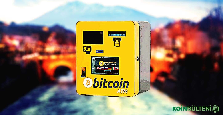 Kosova Bitcoin ATM