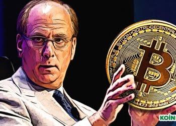 Larry Fink Bitcoin Blackrock
