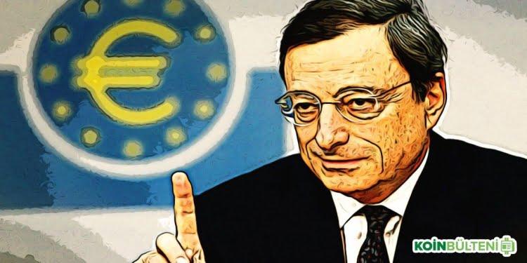 Mario-Draghi Avrupa Merkez Bankası