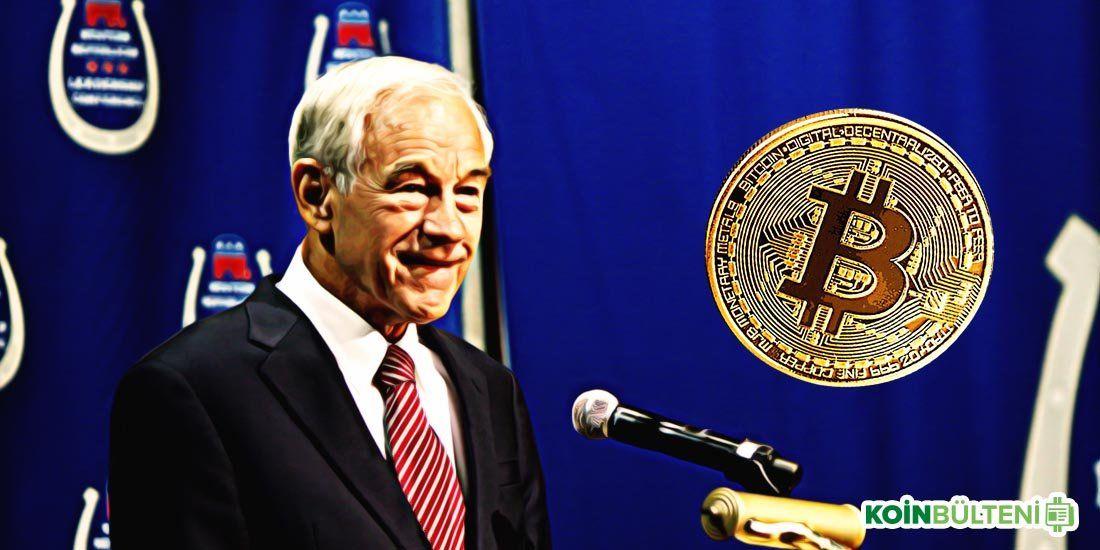 Ron Paul ABD Bitcoin
