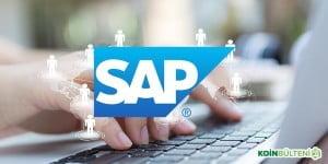 SAP Blockchain Logo