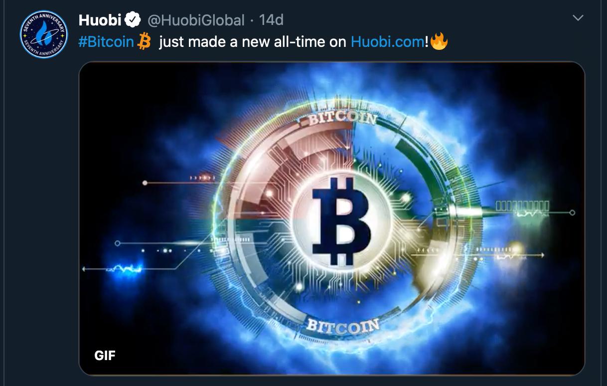 huobi-binance-fiyat-rekor