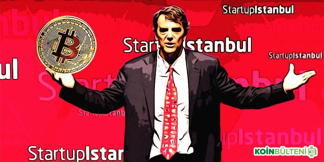 Tim Draper Startup İstanbul Bitcoin