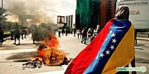 Venezüelada Bitcoin Madenciliği Polis Baskısına Rağmen Sürüyor