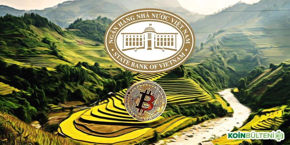 Vietnam Merkez Bankası Kripto Paraları Yasaklıyor
