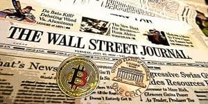 Wall Stree Gazetesi Bitcoin'in Saygı Görmek İçin Dolar İle Rekabet Etmeye İhtiyacı Yok
