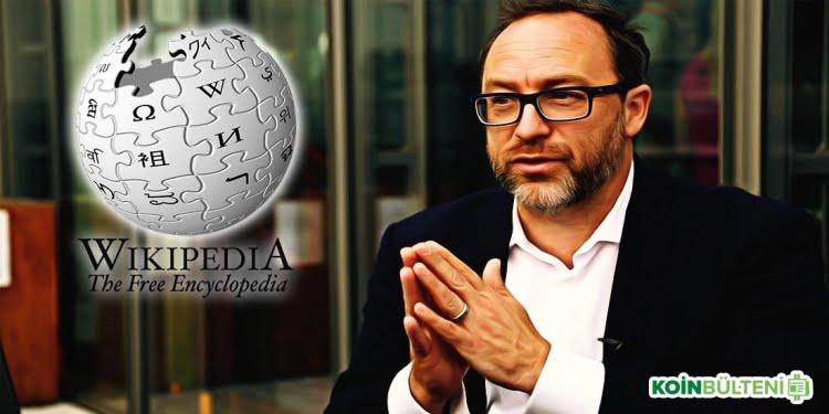 Wikipedia Kurucusuna Göre Bazı ICO'lar Sadece Para Tuzağı