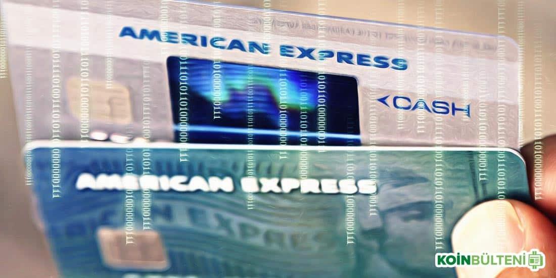 american express blockchain patent