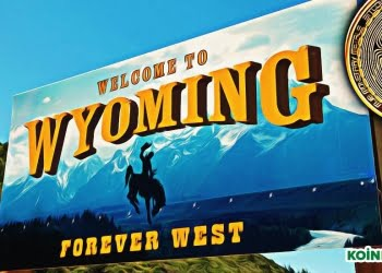 Amerika Wyoming bitcoin