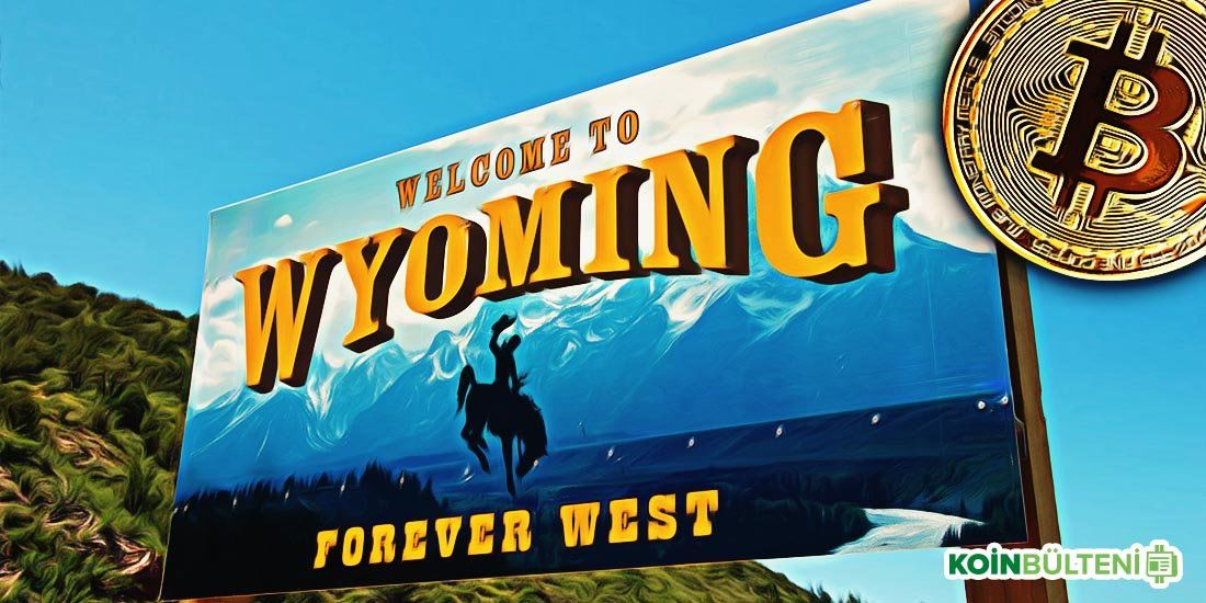 Amerika Wyoming bitcoin