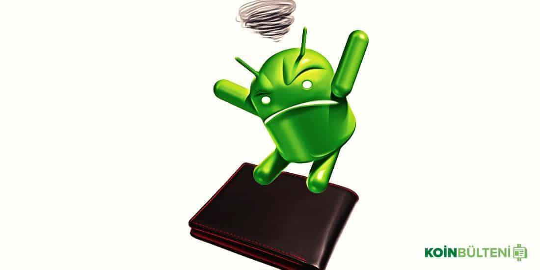 android kripto para virüs