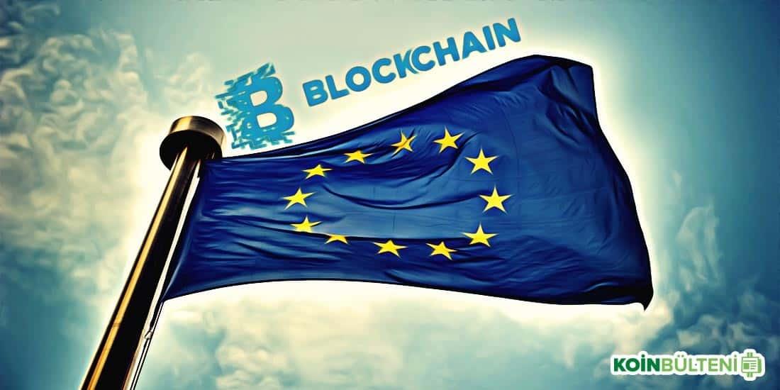 avrupa birliği blockchain'e yatırım yaptı