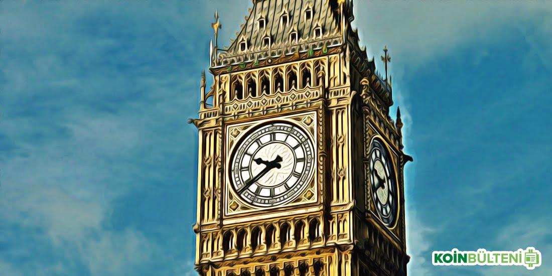 Big Ben Saat Kulesi İngiltere