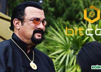 Bitcoiin2Gen Steven Seagal