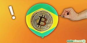 bitcoin bir balon değil