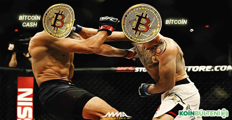 bitcoin cash değeri düşüyor