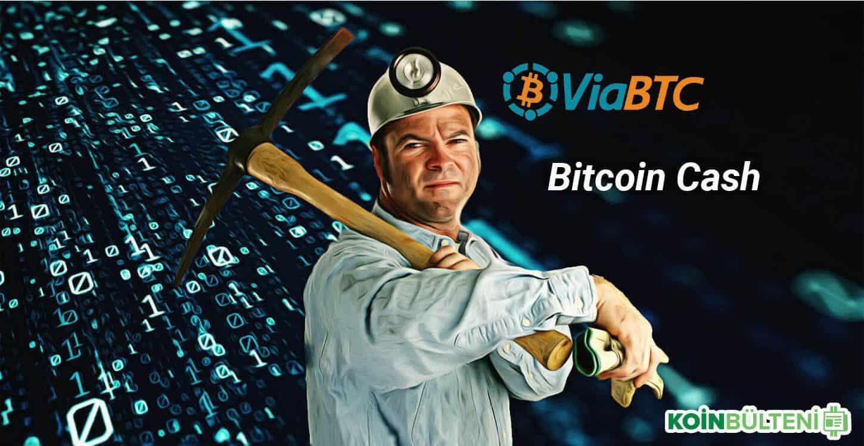 bitcoin cash ilk bloğu kazıldı