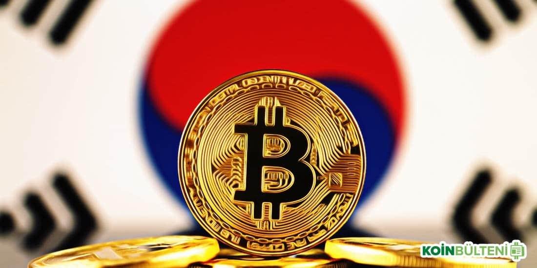 bitcoin güney kore