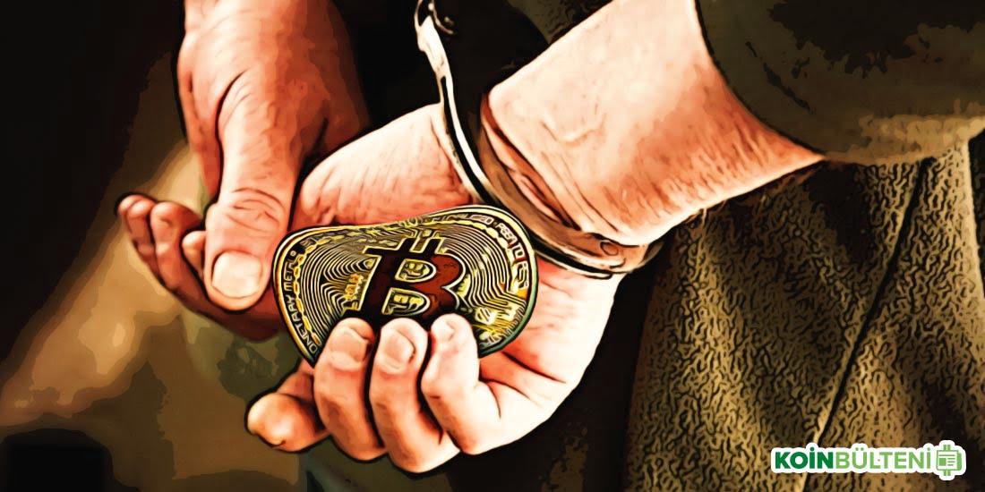 Bitcoin Hapis Hırsız Gasp