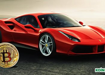 bitcoin ödeme japonya lüks araba
